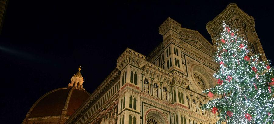 Luminarie di Natale più belle d'italia 2 firenze