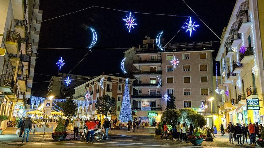 Luminarie di Natale più belle d'italia 8 cilento