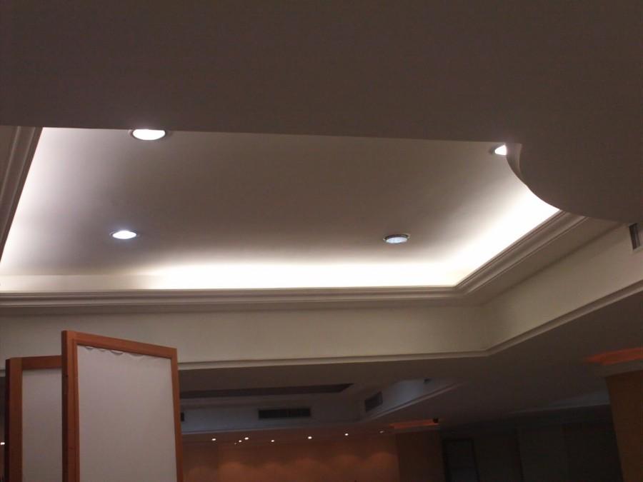 Come utilizzare la luce indiretta idee ristrutturazione casa - Luz indirecta techo ...