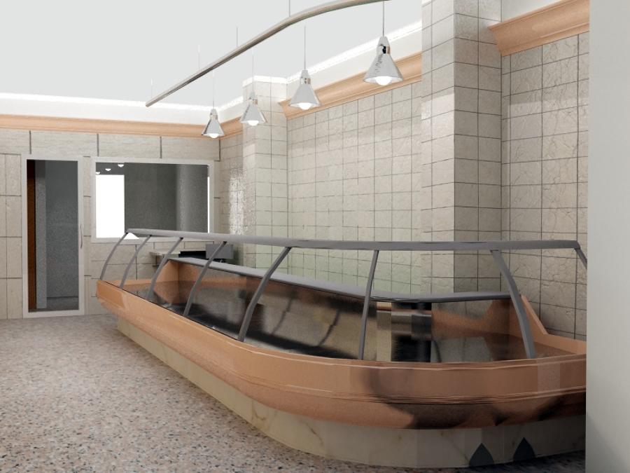 Tavolo Da Lavoro Macelleria : Progetto realizzazione macelleria dell amicizia idee