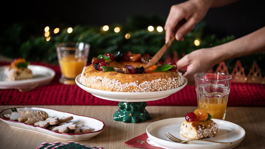 Maisons du Monde tavola Natale