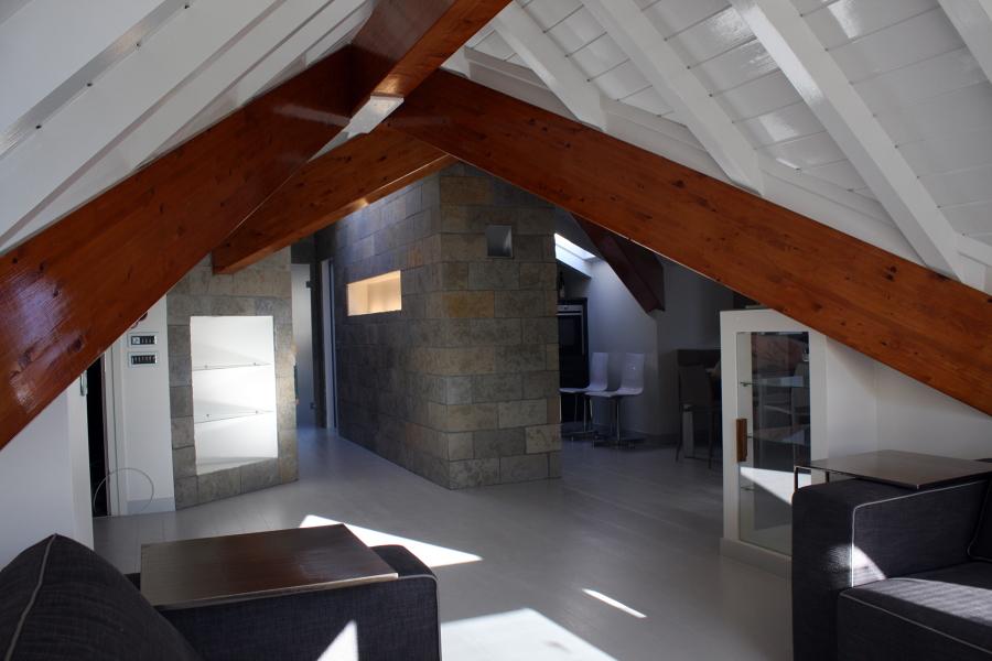 Progetto ristrutturazione mansarda di design idee for Idee di layout di garage