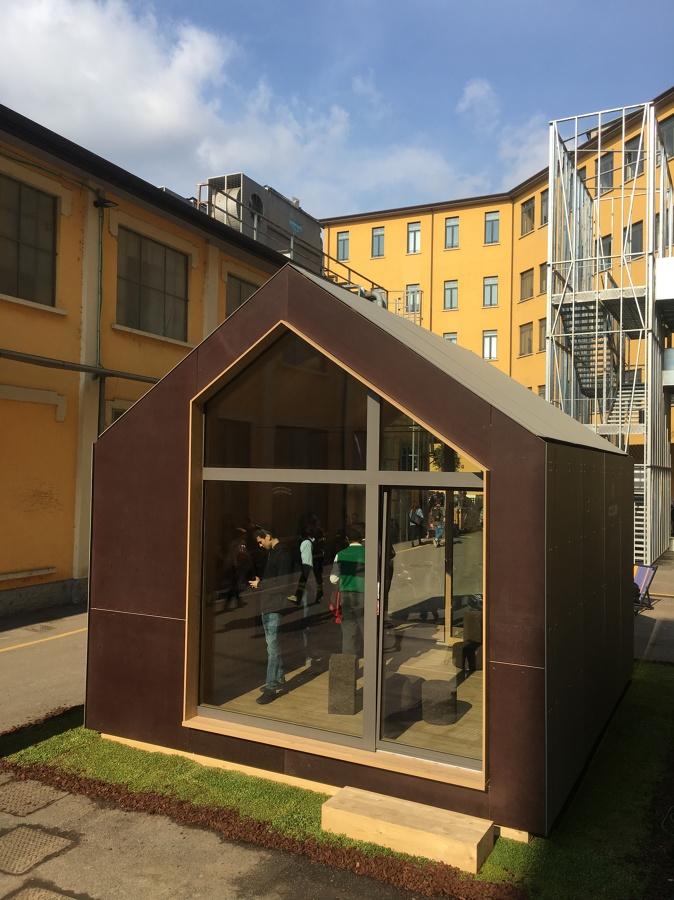 Casa prefabbricata modulare in legno microarch smarthome idee costruzione case prefabbricate - Casa modulare prefabbricata ...