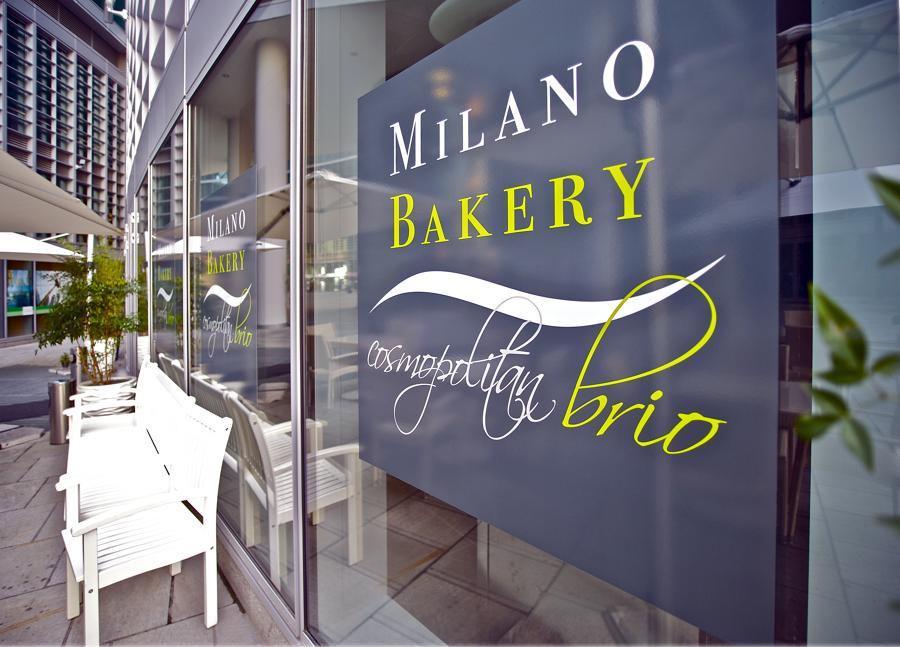 Milano Bakery Cosmopolitan Brio