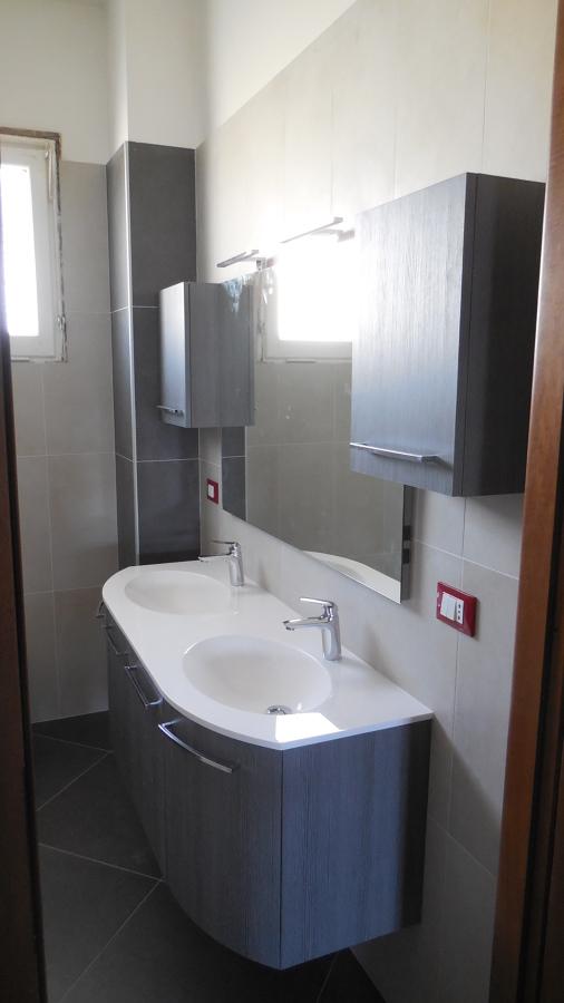 Progetto ristrutturazione bagno e pavimentazione alloggio moncalieri to idee - Progetto ristrutturazione bagno ...