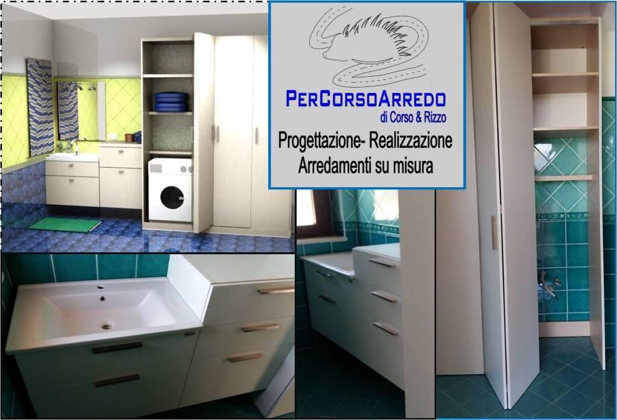 Foto mobile bagno lavanderia di percorsoarredo s r l