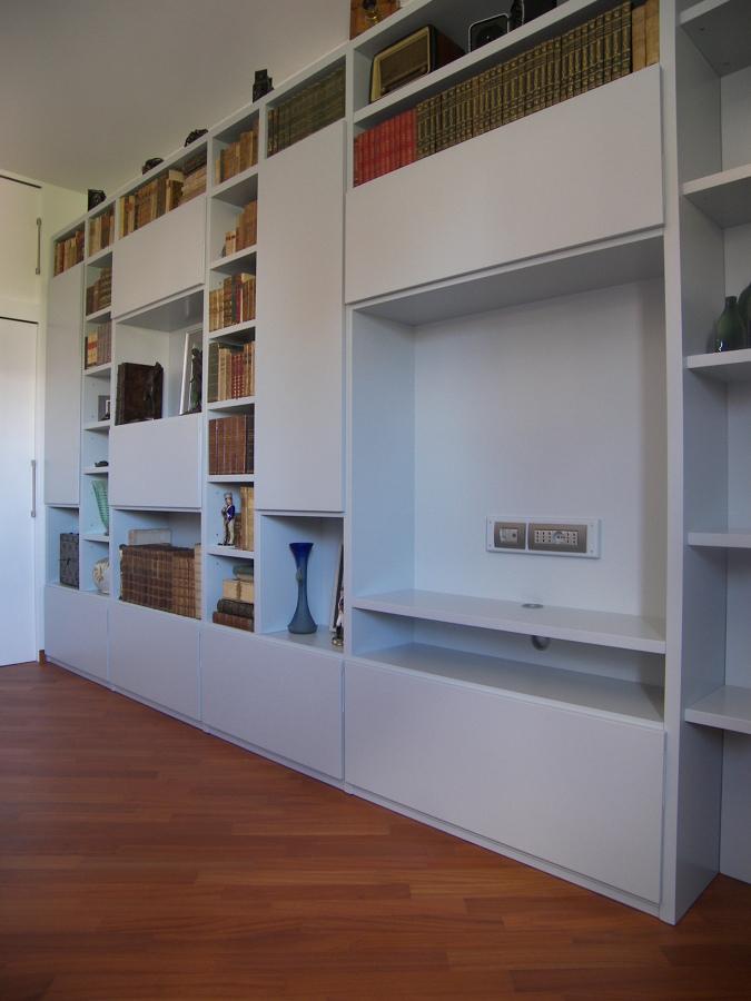 Foto: Mobile Libreria su Misura di Figli di Consonni Amedeo #265802 ...