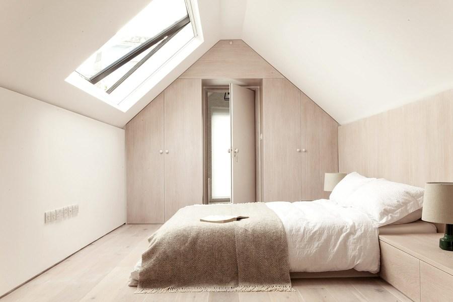 Mobile su misura camera da letto
