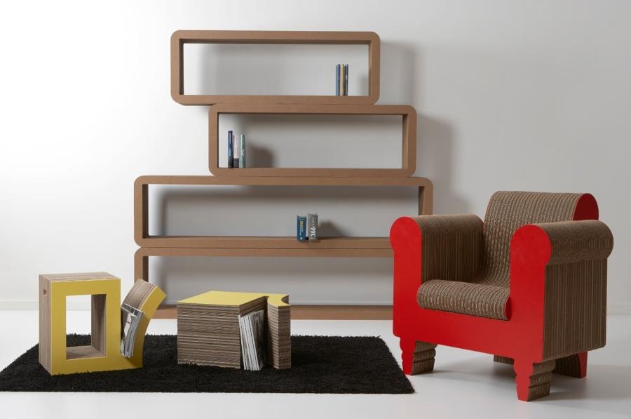 Arreda la tua casa con la carta idee articoli decorazione - Mobili di carta ...