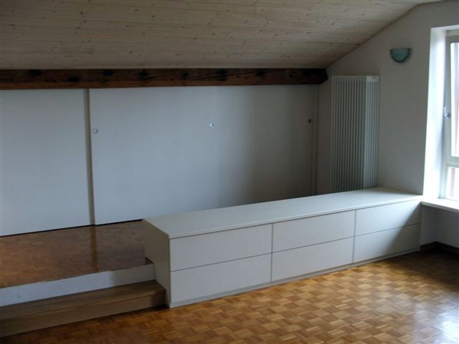 Progetto ristrutturazione mansarda progetti infissi legno e falegnameria - Ristrutturazione finestre in legno ...