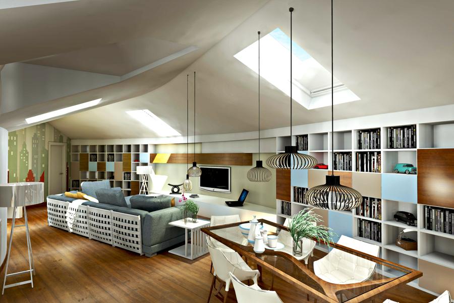 Immagini di riferimento lavori eseguiti idee - Lavori di ristrutturazione casa ...