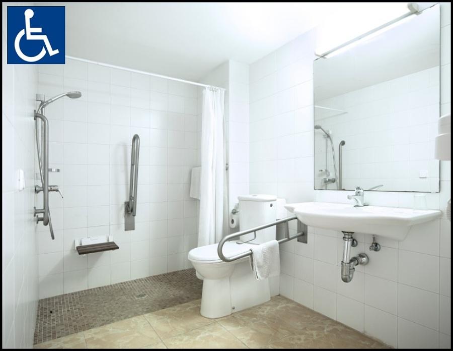 Foto: Modello Bagno Portatori di Handicap di Imperiale #305991 ...