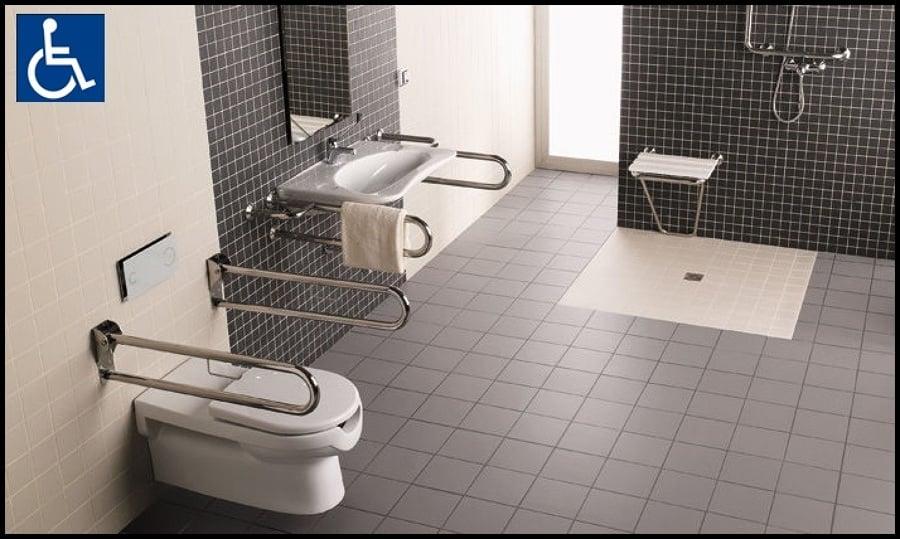 Progetto Adattamento Bagno Disabili  Idee Ristrutturazione Bagni