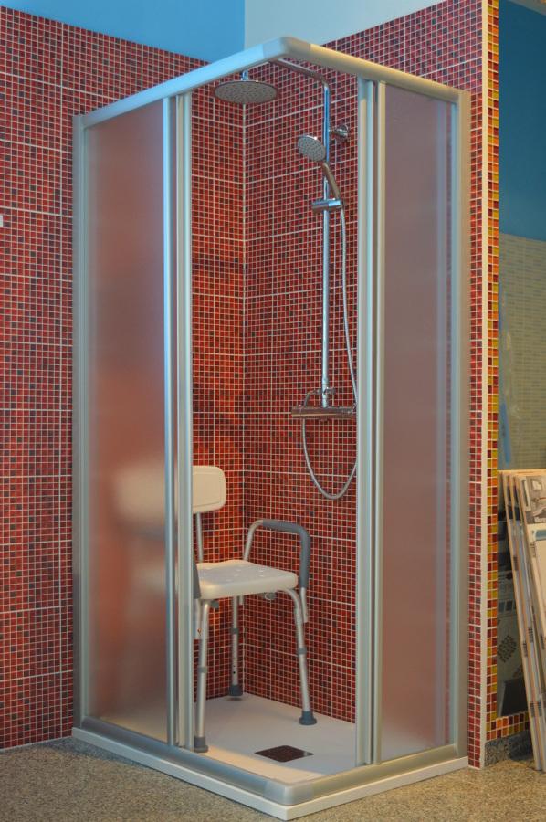 Progetto esposizione trasformazione vasca in doccia a - Trasformazione vasca in doccia torino ...