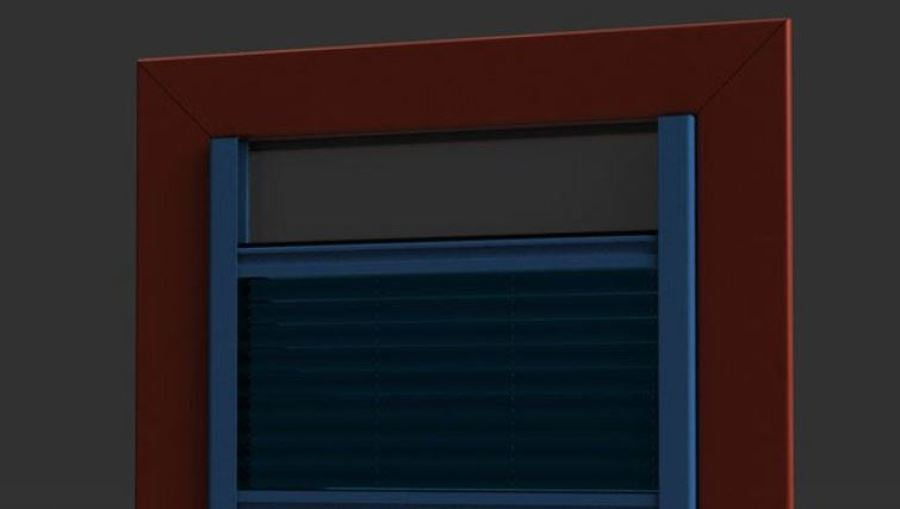Modello oscurante Eclypser verticale