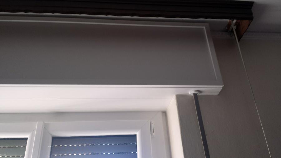 Casa moderna roma italy montaggio finestra pvc - Finestre in kit di montaggio ...