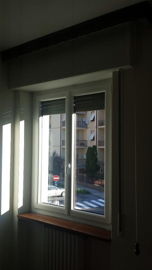 Progetto di montaggio infissi nuovi idee ristrutturazione casa - Montaggio finestre in pvc ...