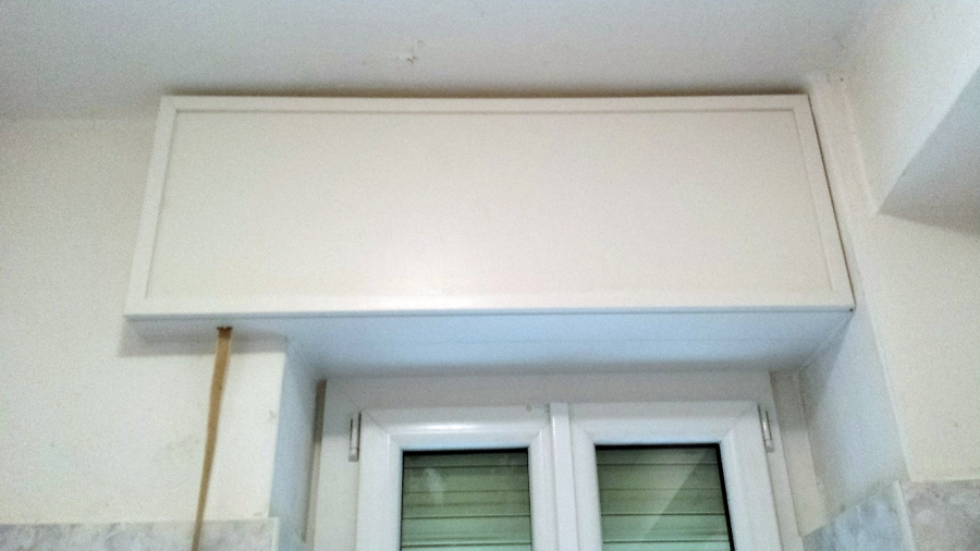 Progetto di montaggio infissi nuovi idee - Rivestire i davanzali delle finestre ...