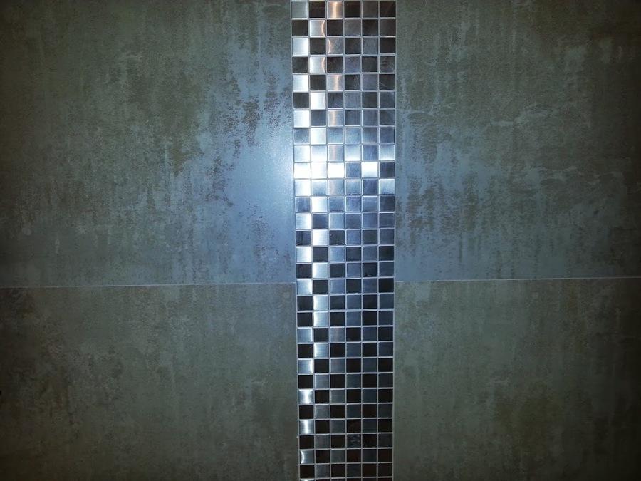 Foto mosaico bagno di ristrutturazioni edili vicigrado - Piastrellisti a trieste ...
