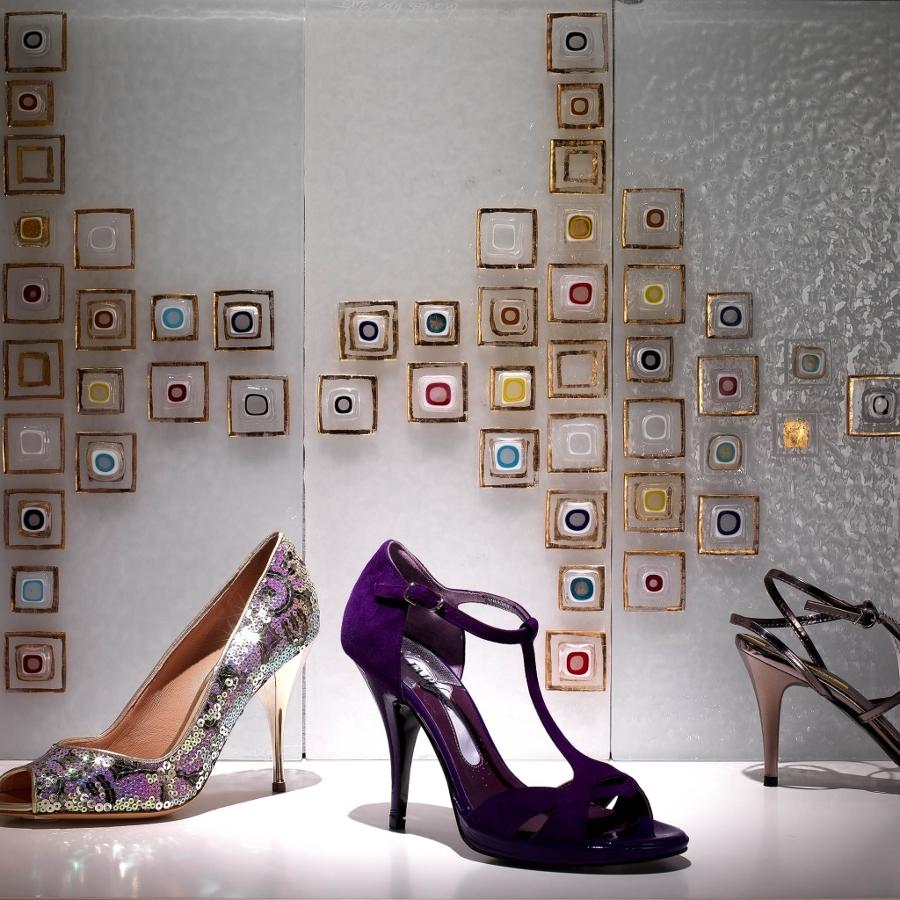 Mosaico camera da letto