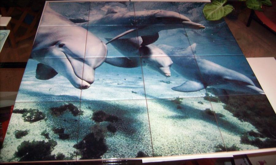 Foto: Mosaico Per Bagno di Artilabor Sas #73982 - Habitissimo