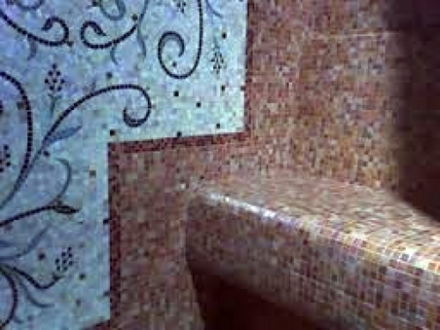 Foto mosaico di tecno impianti 115122 habitissimo - Mattonelle mosaico per bagno ...