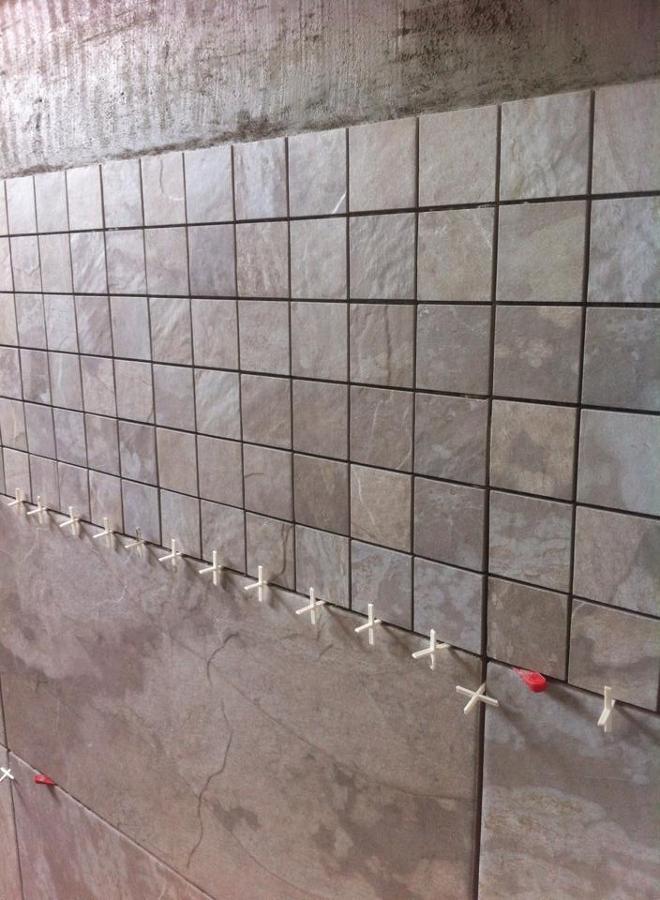 Foto rivestimento in mosaico di ristrutturazioni edili - Piastrellisti a trieste ...