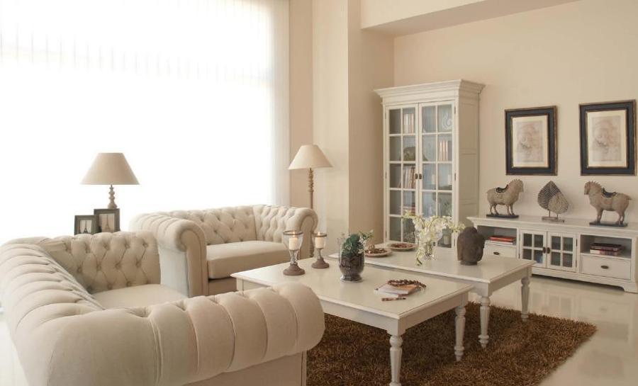 consigli per arredare con mobili bianchi | idee ristrutturazione casa - Colore Pareti Soggiorno Mobili Bianchi