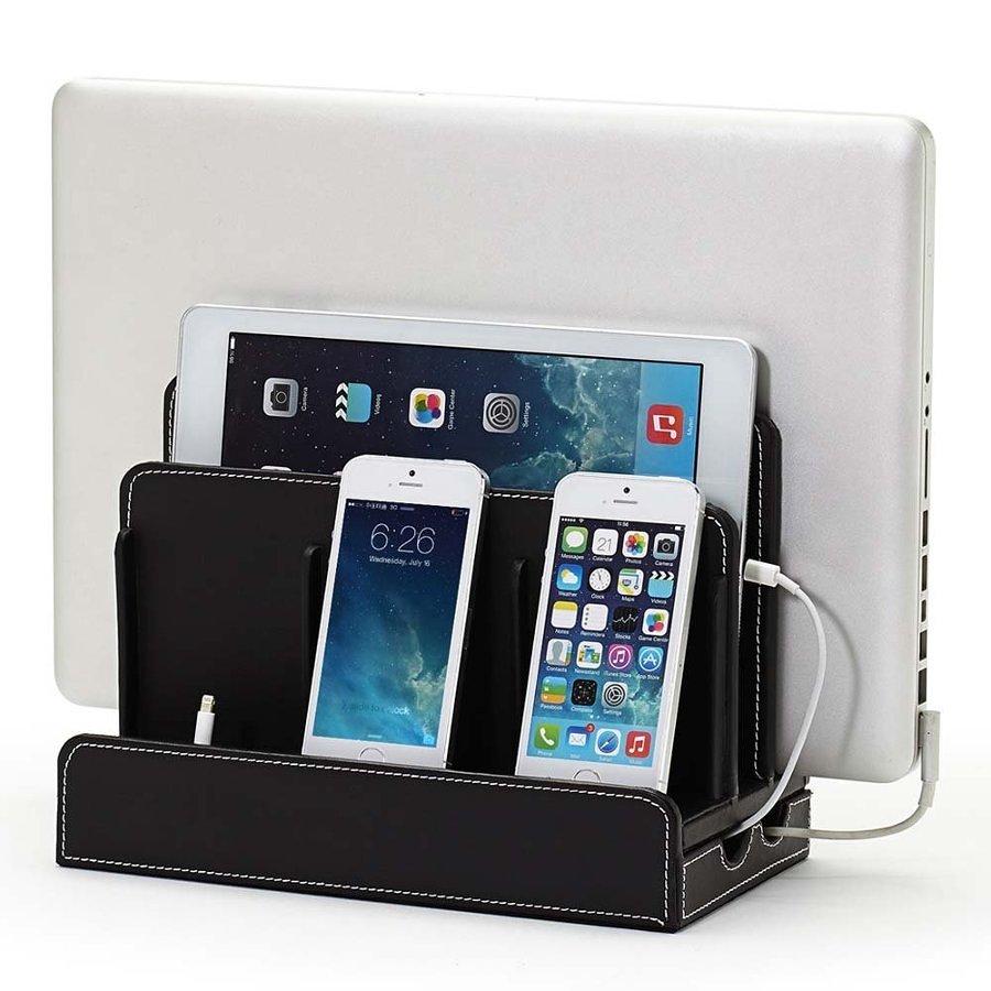 multi caricatore tablet e cellulari 334738 10 e più accessori fantasiosi per iPhone 4, 5, 6 e iPad