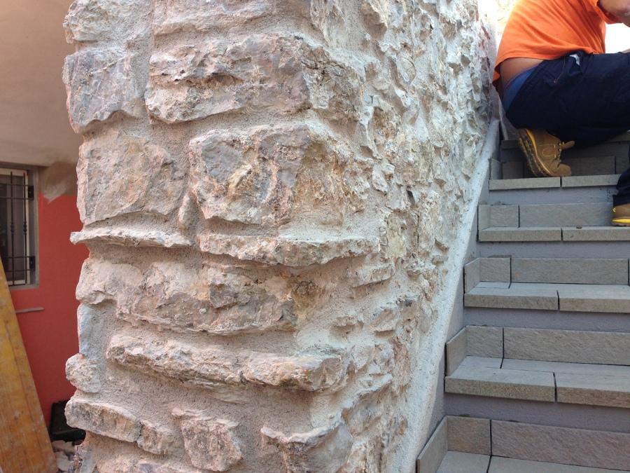 Foto: Muro In Pietra di Lf Costruzioni Arcola #337773 - Habitissimo