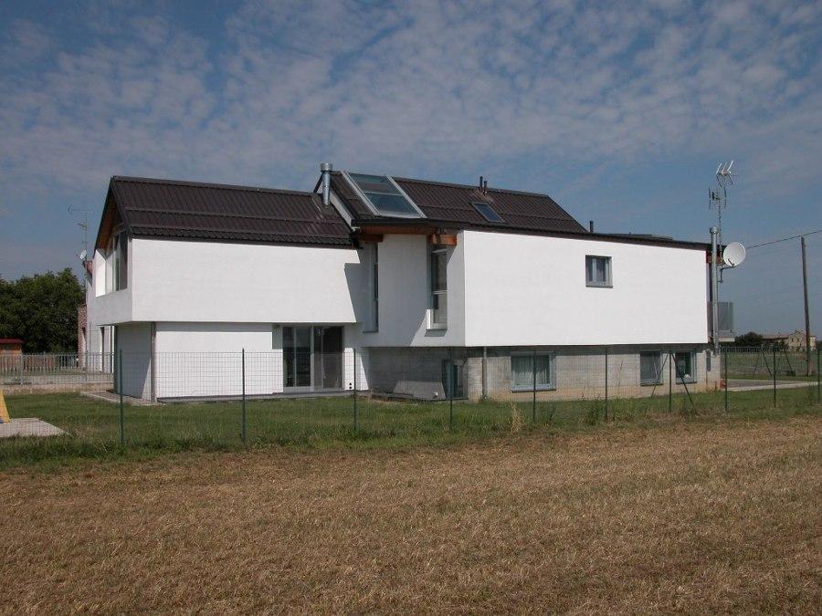 Progetto realizzazione casa il quadrifoglio idee for Progetto costruzione casa