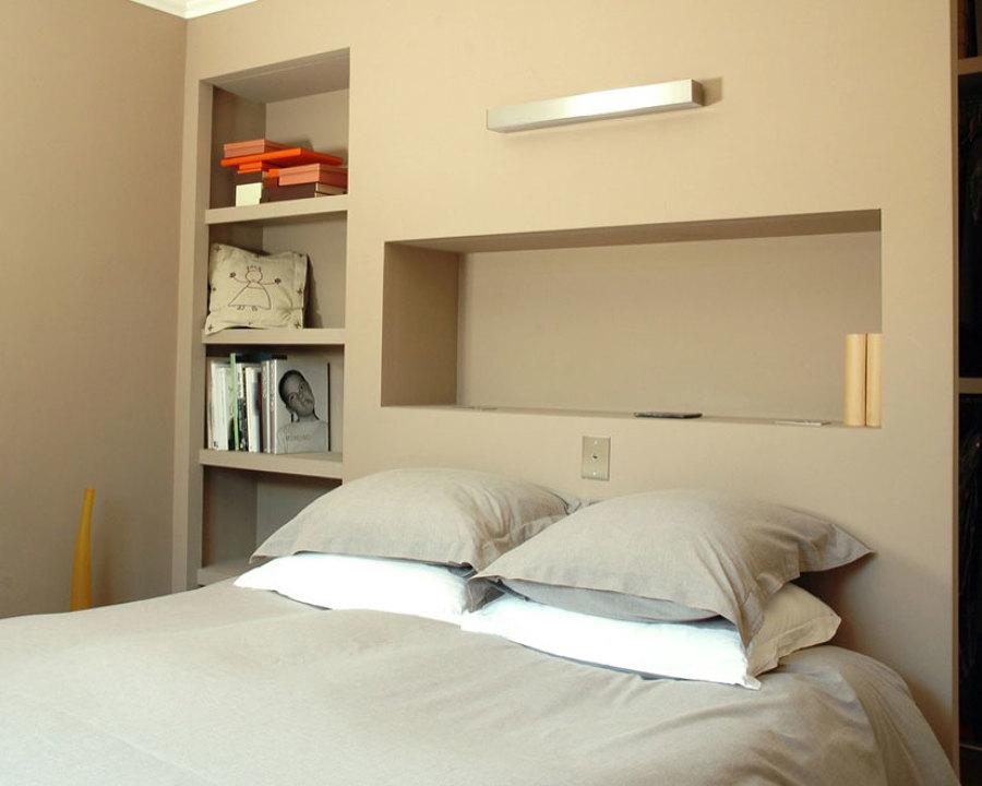 La tua camera da letto ti rispecchia veramente idee - Un letto in una nicchia ...