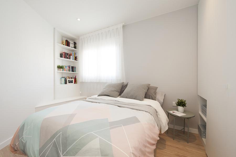 Nicchie camera da letto
