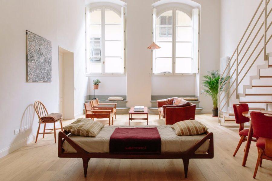 Numeroventi, guesthouse e residenza per artisti a Firenze
