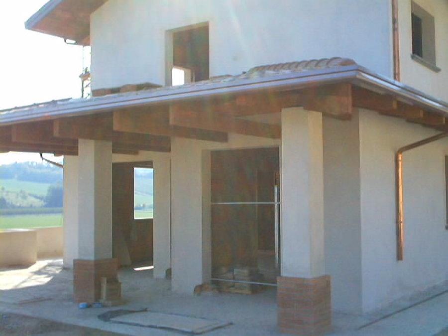 Nuova costruzione di un fabbricato bifamiliare di civile for Progetti di costruzione di garage