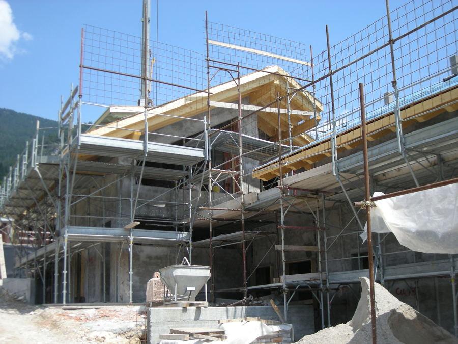 Nuova costruzione fabbricato residenziale