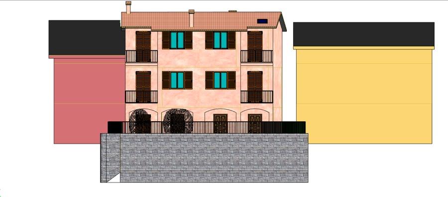 Progetto di insieme case idee costruzione case - Preventivo costruzione casa nuova ...