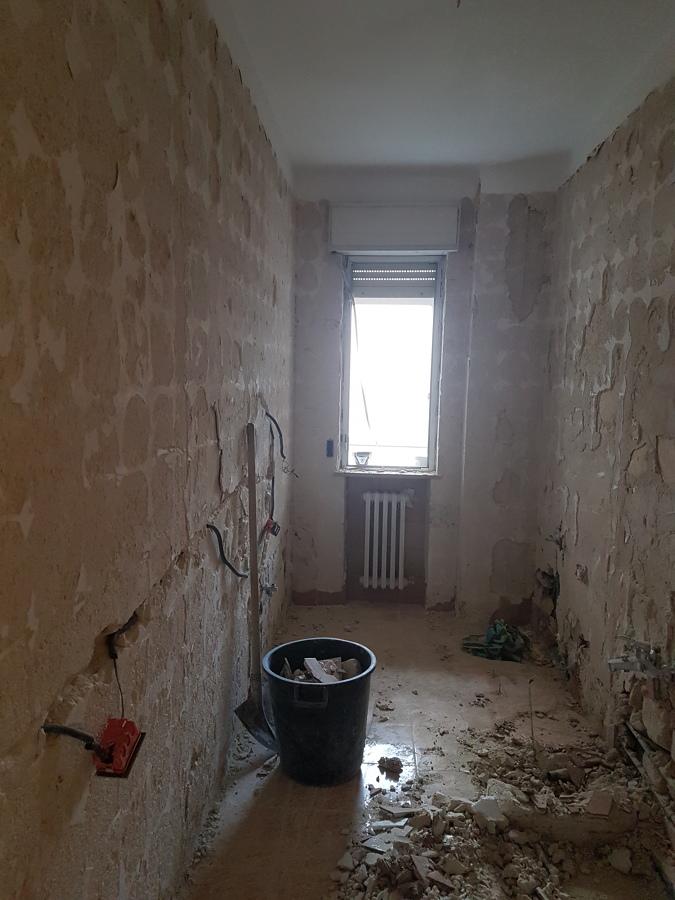 nuove pareti