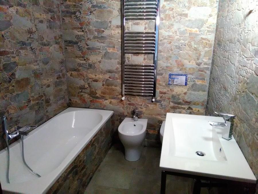 Foto: Nuovo Bagno In Taverna di Ristrutturazioni Casabella #504274 ...