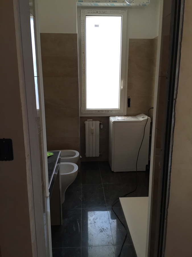 Progetto ristrutturazione appartamento a milano mi - Preventivo bagno nuovo ...