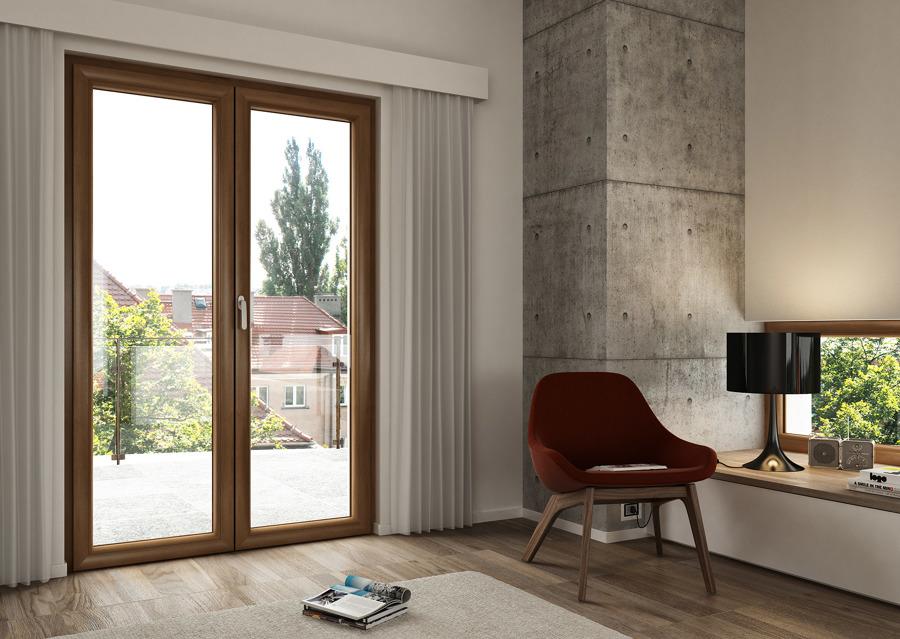 Foto oknoplast finestre in pvc di galli srl 482639 for Finestre in pvc