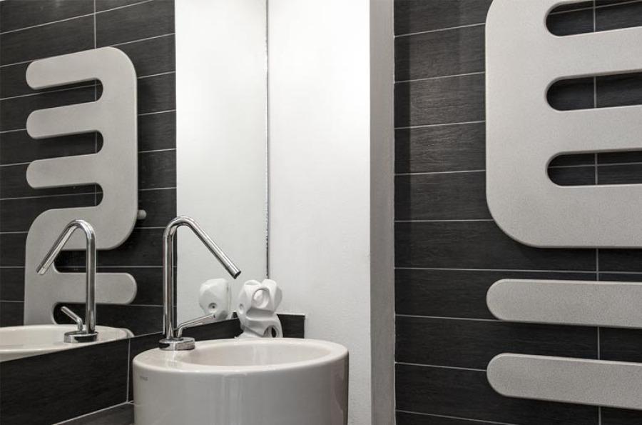 Open space - Dettaglio bagno