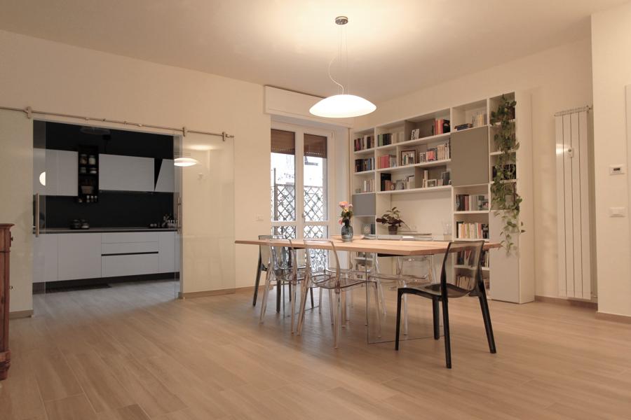 Open space - Pranzo e cucina