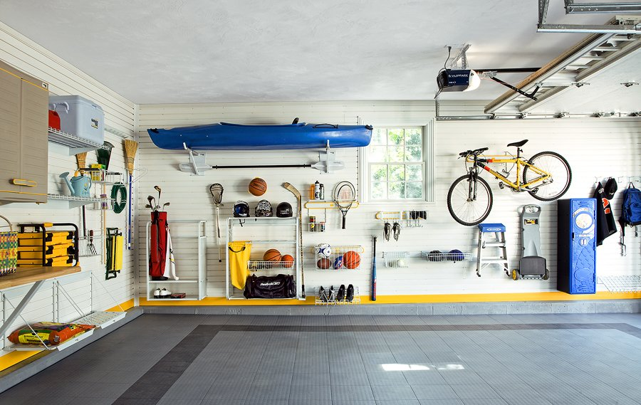 Three Things to Help You Organize Your Garage