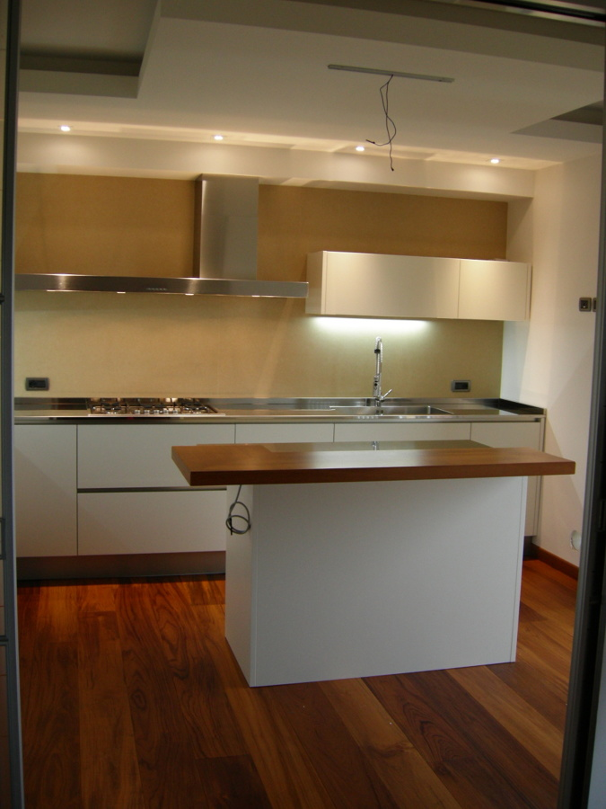 Padova Sacra Famiglia - Cucina