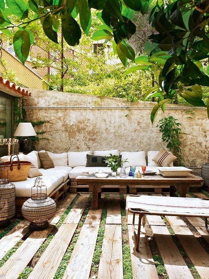 pallet zona Chill Out