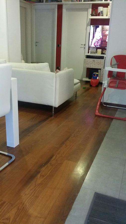 Progetto ristrutturazione integrale appartamento pampini for Idee ristrutturazione appartamento