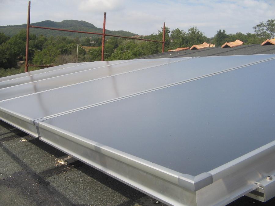 Foto pannelli solari di tecniche servizi di costantini for Pannelli solari immagini