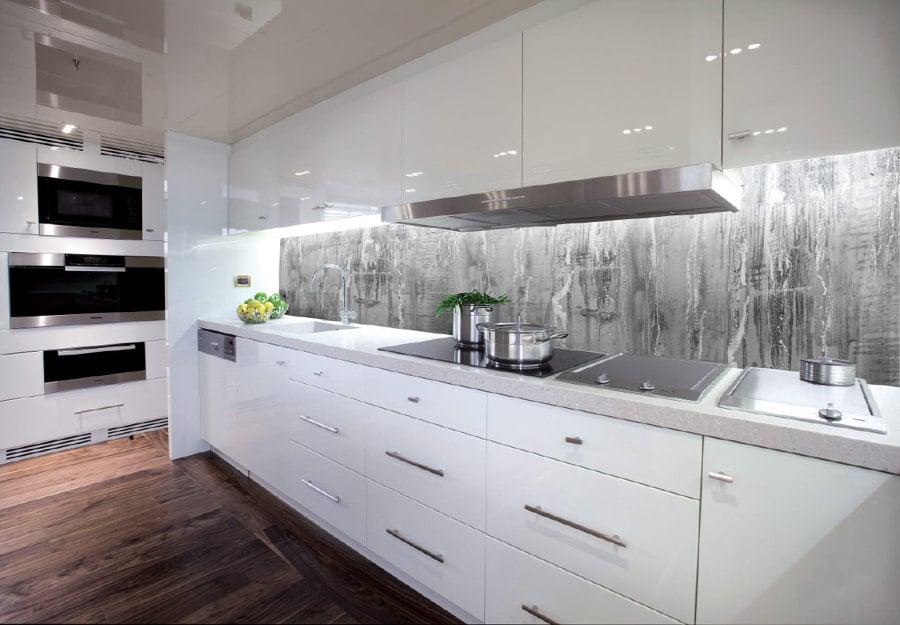 Foto pannello decoratico in cucina di manuela occhetti - Pannelli rivestimento cucina ...