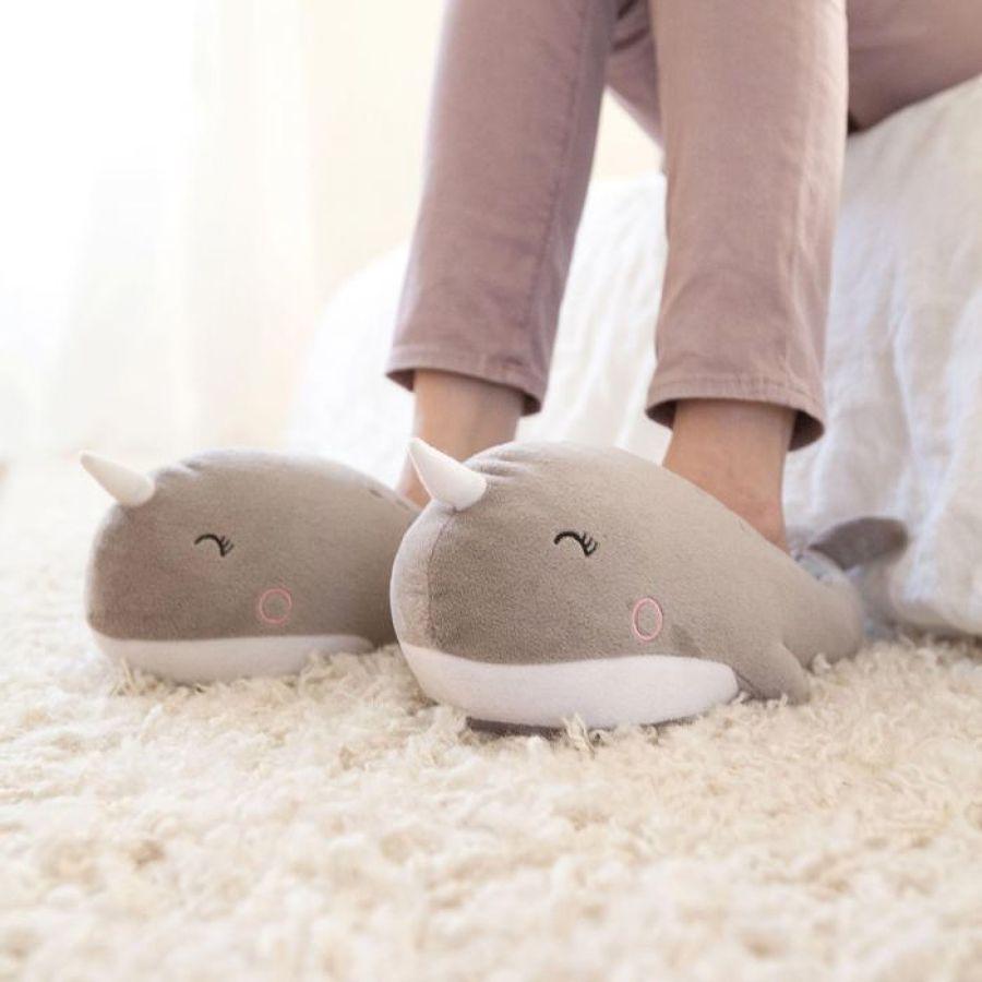 Pantofole riscaldanti